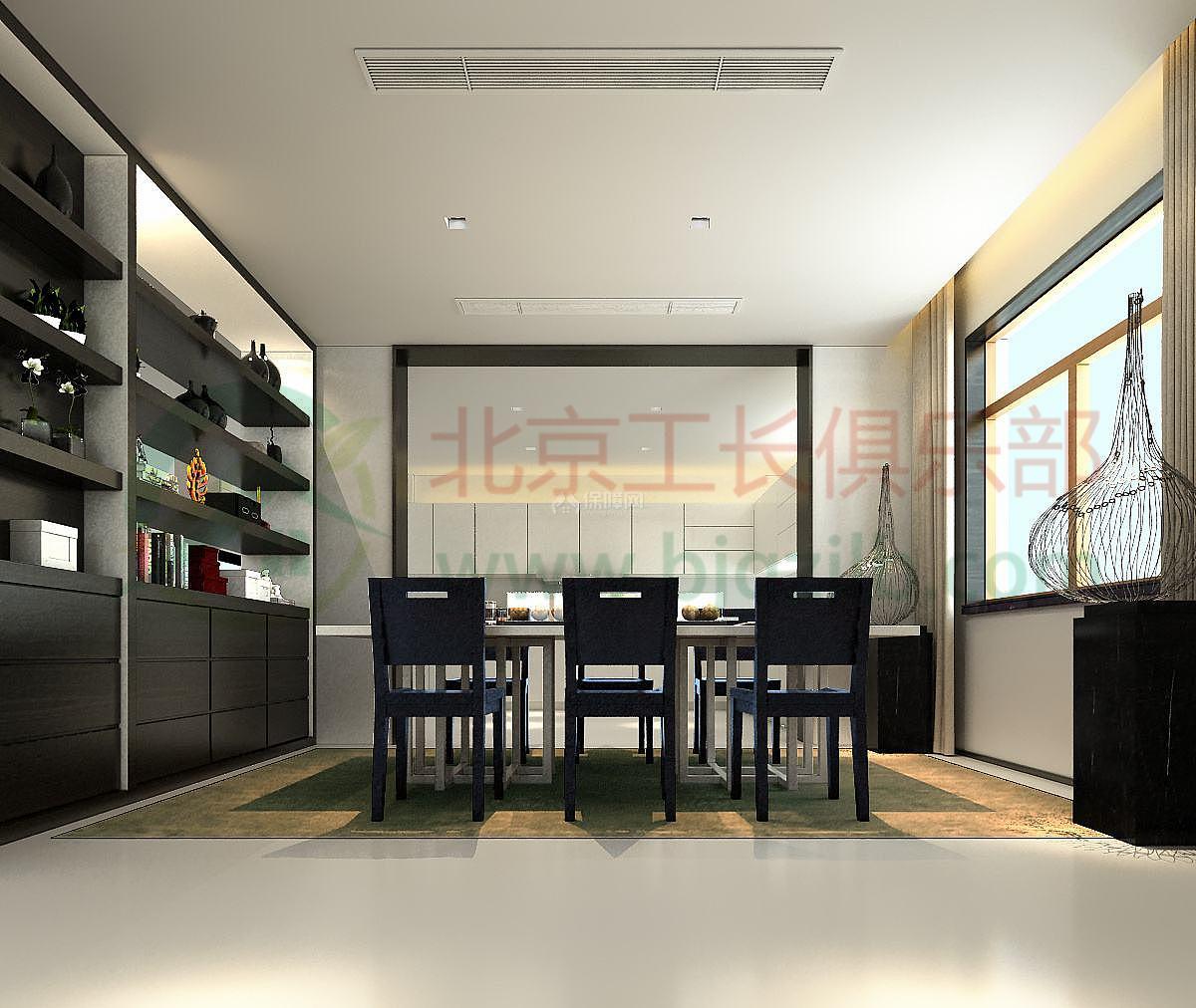 新中式風格辦公室怎么設計 辦公室裝修界的一股清流