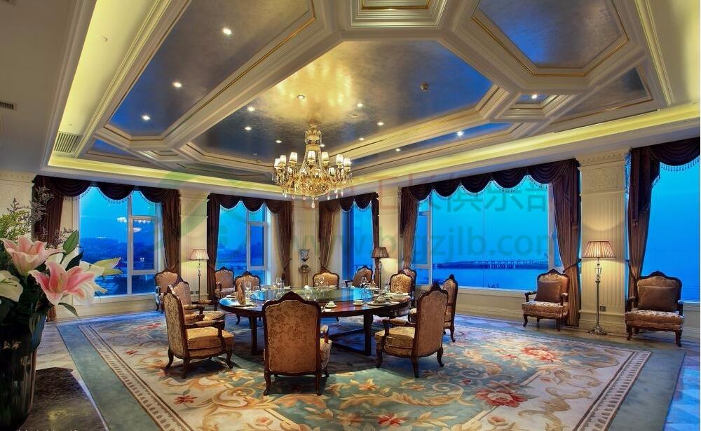 酒店裝修 歐式風格 精裝