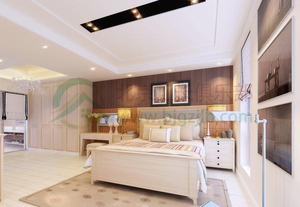 三居室簡約設計效果圖_家裝裝修設計