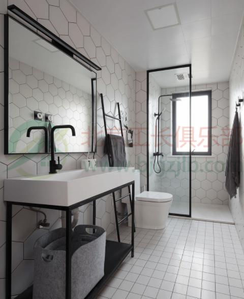 衛生間裝修效果圖_衛生間設計案例
