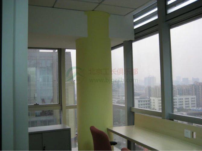 施耐德電氣公司辦公室裝修_公裝效果圖案例