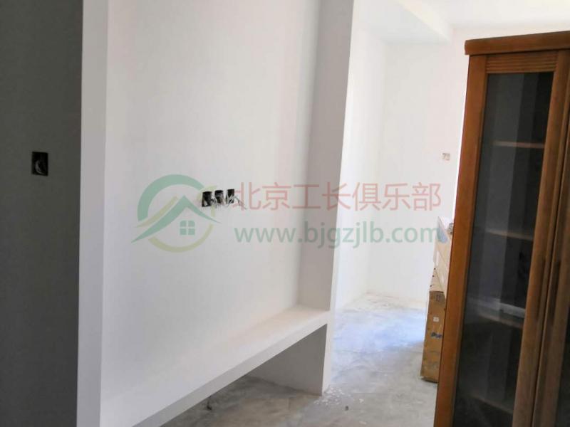 北京市朝陽區北三環光熙嘉園小區新房裝修