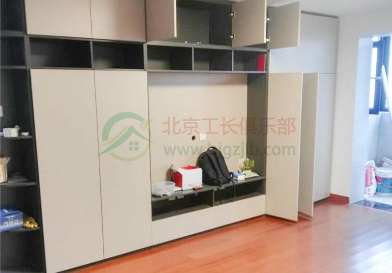 北京市朝陽區向軍南里新房裝修效果圖