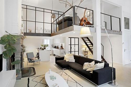 LOFT裝修,樓梯應該選什么材質?