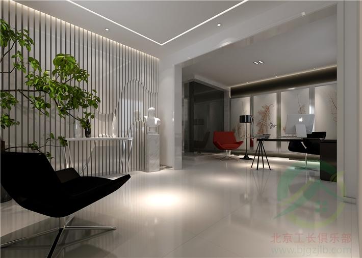北京市昌平區威尼斯花園現代風居室裝修效果圖_設計師案例
