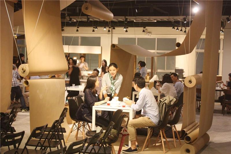 另類咖啡廳,別樣的驚艷