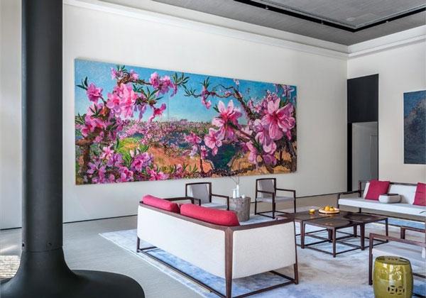 酒店裝修:中式&現代相融合