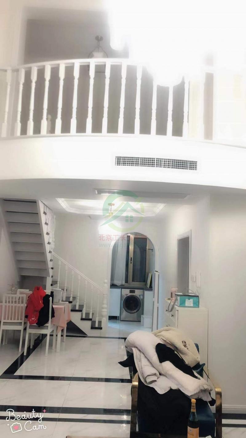 北京豐臺區潤龍家園4號樓loft戶型半包裝修