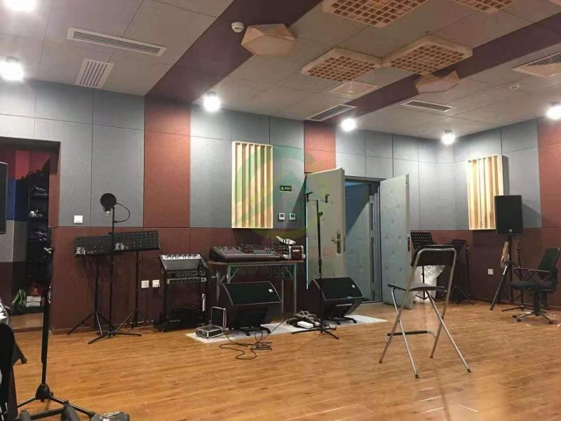 北京豐臺區城南大街地下錄音棚裝修