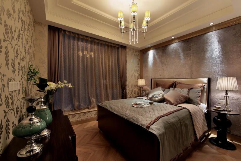 北京大興區大道尚庭二居室北歐風裝修效果圖