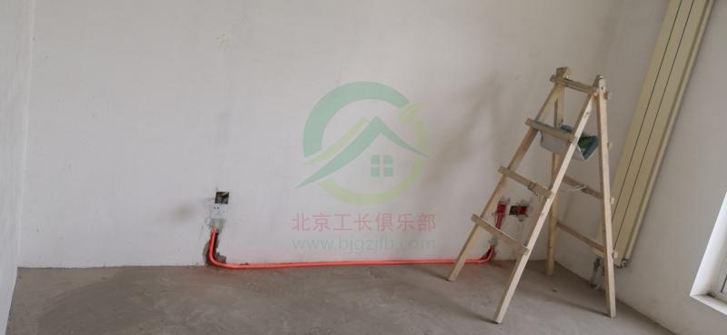 北京順義區莫奈花園小區施工工地