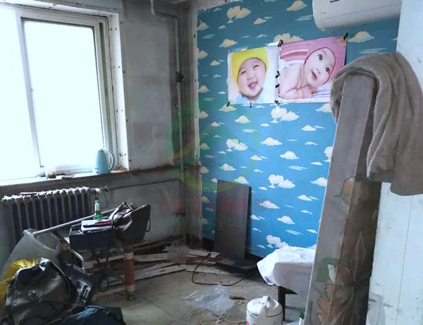 北京市房山區西潞園四里兩居室裝修