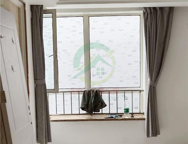 北京市東城區華龍美晟二居室老房裝修施工現場