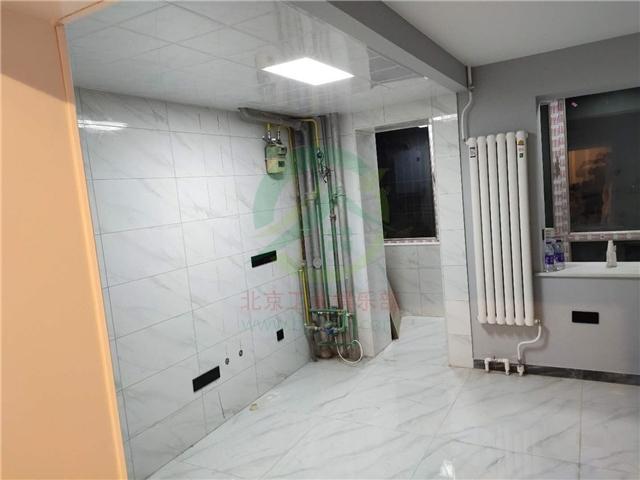 北京市朝陽區農光里二居室裝修效果圖