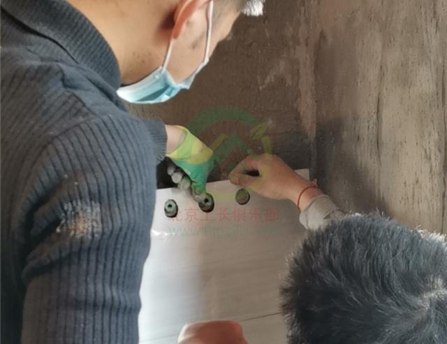 北京市大興區舊宮亦莊北岸老房局部裝修