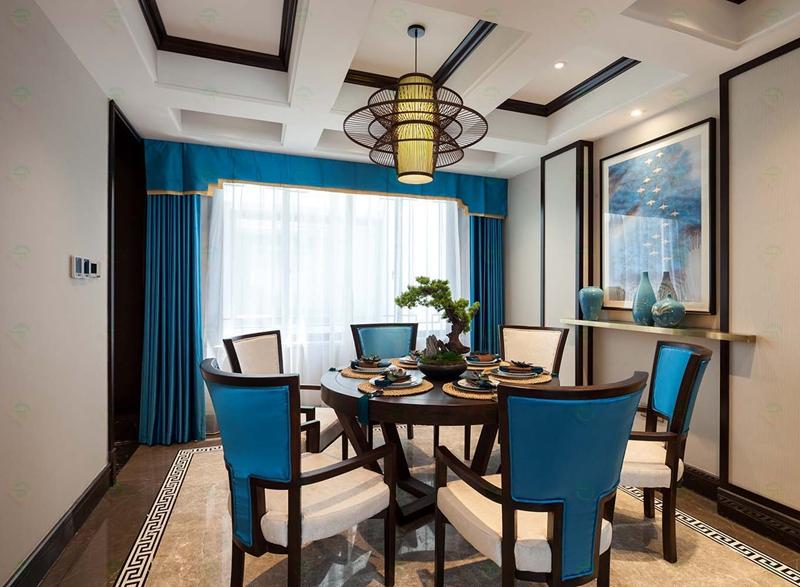 北京市朝陽區龍湖雙瓏原著二居室裝修效果圖