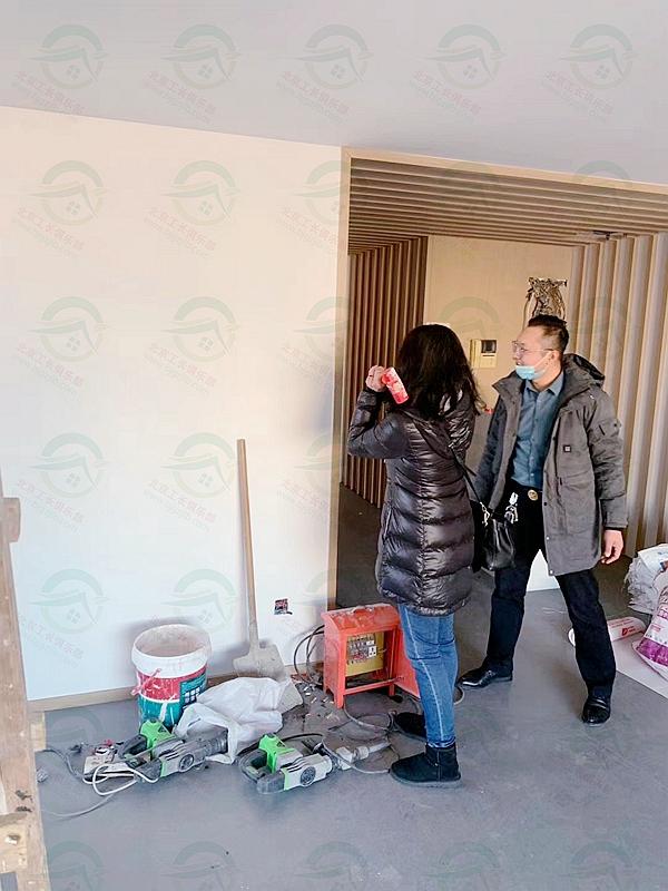 北京市朝陽區金隅國際整體裝修工程